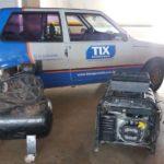 Tix Engenharia - Execução de obra