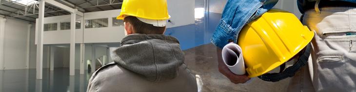 Experiência em serviços para unidades industriais e comerciais.