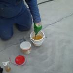 Injeções poliuretano e resinas